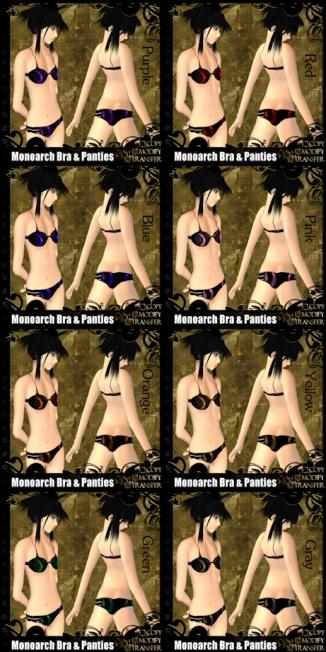 Monoarch Bra & Panties