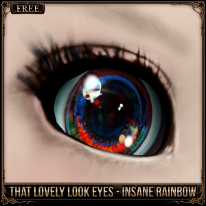 [FREE] - That Lovely Look Eyes - Insane Rainbow