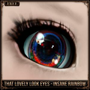 [FREE] - That Lovely Look Eyes - Insane Rainbow