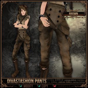 Divastashion Pants