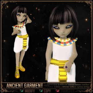 Ancient Garment