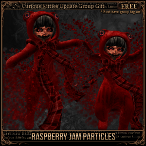 [FREE] Raspberry Jam Particles