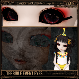 [FREE] Terrible Event Eyes