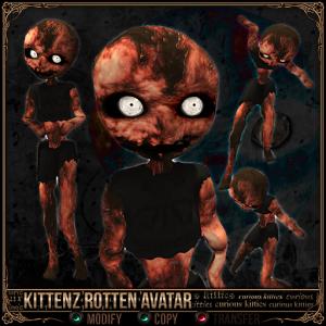 Kittenz Rotten Avatar
