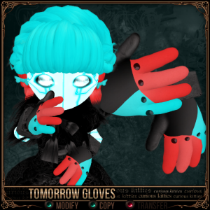 Tomorrow Gloves
