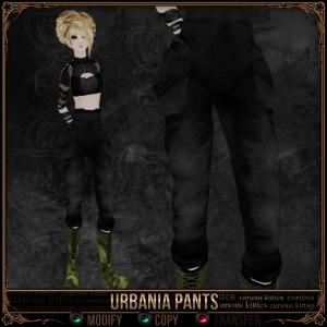 Urbania Pants