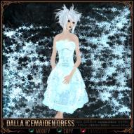 Dalla Icemaiden Dress