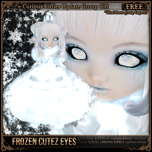 [FREE] Frozen Cutez Eyes