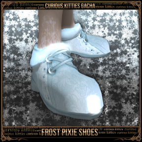 Frost Pixie Shoes