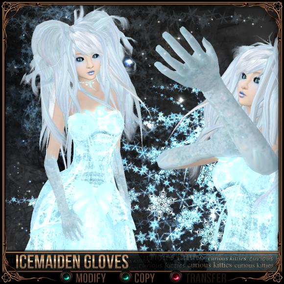 Icemaiden Gloves