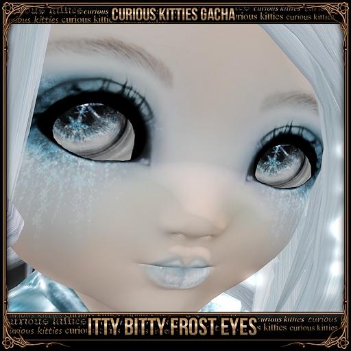 Itty Bitty Frost Eyes