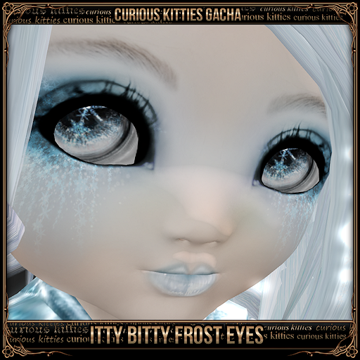 Itty Bitty Frost Eyes