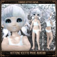 Kittenz Icette Pixie Avatar
