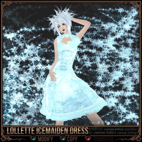 Lollette Icemaiden Dress