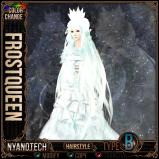 Nyanotech Hair [Type B] - FrostQueen V3