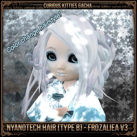Nyanotech Hair [Type B] - Frozaliea V3