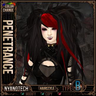 Nyanotech Hair [Type B] - Penetrance V3