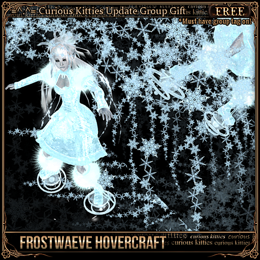 Special Group Gift - Frostwaeve Hovercraft