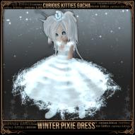 Winter Pixie Dress