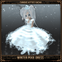 Winter Pixie Dress