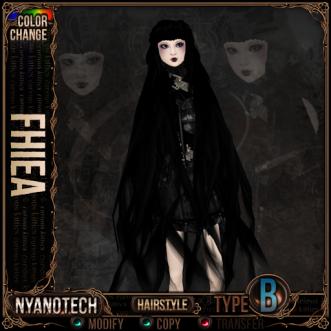 Nyanotech Hair [Type B] - Fhiea V3