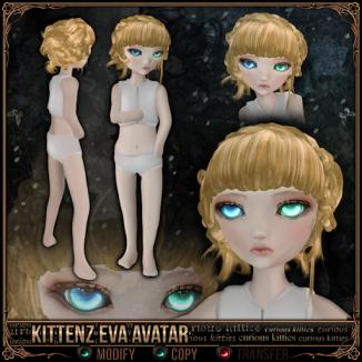 Kittenz eva Avatar