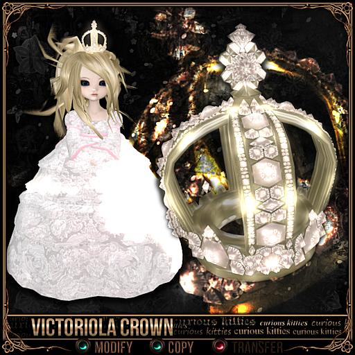 Victoriola Crown