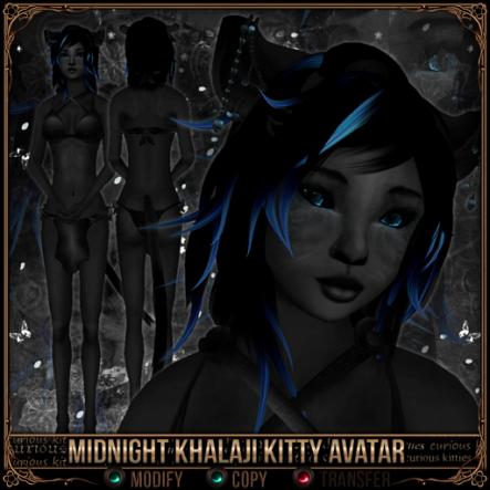 Curious Kitties Avatar Set
