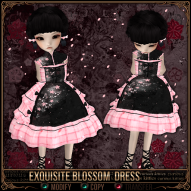 Lolita Cherry Blossom Dress