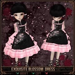Lolita Cherry Blossom Dress