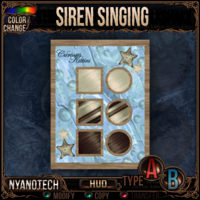 Nyanotech HUD [Type A+B] - Siren Singing