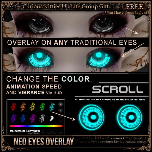 [Free] Neo Eyes Overlay - Scroll