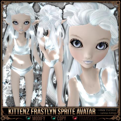 Kittenz Frastlyn Sprite Avatar