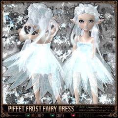 Piffet Frost Fairy Dress