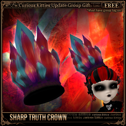 Sharp Truth Crown