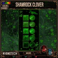 Nyanotech HUD [Type A+B] - Shamrock Clover
