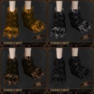Evenshield Boots - Gold, Silver, Bronze, Iron
