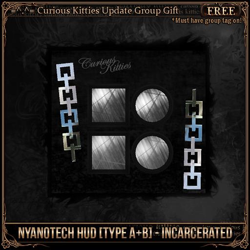 Nyanotech HUD [Type A+B] - Incarcerated