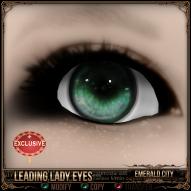 CK Leading Lady Eyes - Emerald City