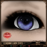 CK Leading Lady Eyes - Violet