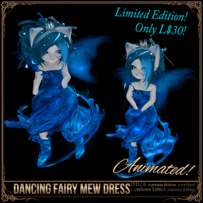 Dancing Fairy Mew Dress