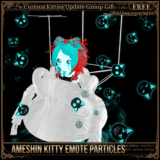Ameshin Kitty Emote Particles