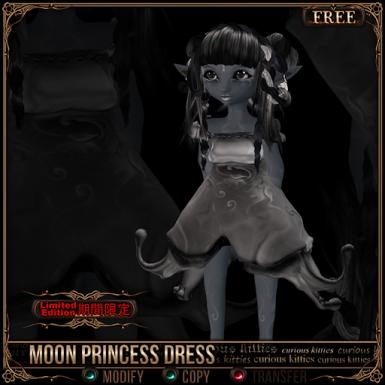 Moon Princess Dress