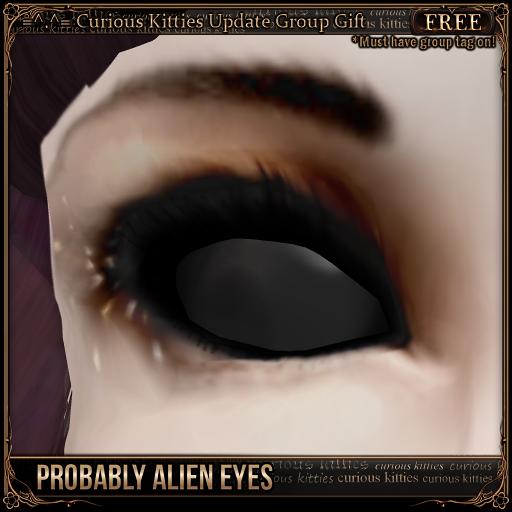 [FREE] Probably Alien Eyes