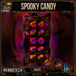 Spooky Candy