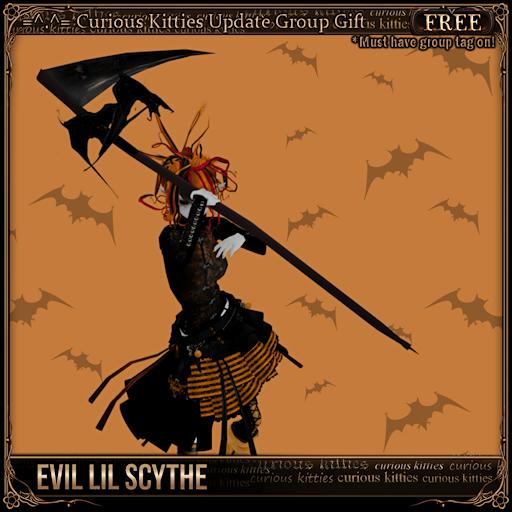 Evil Lil Scythe