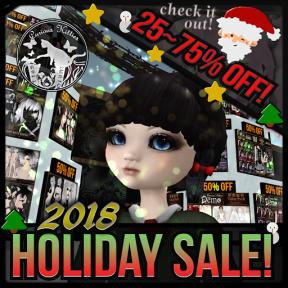 2018 Winter Sale